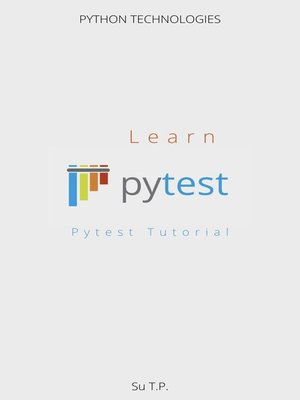 cover image of Learn Pytest