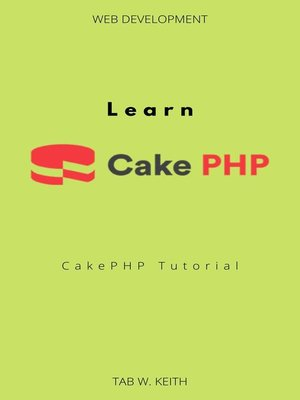 cover image of Learn CakePHP