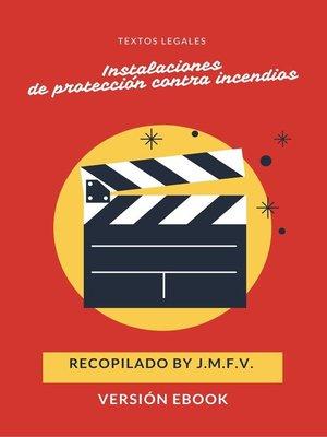 cover image of Instalaciones de protección contra incendios