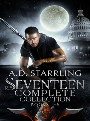 cover image of The Seventeen Complete Collection