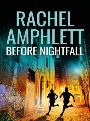 cover image of Before Nightfall