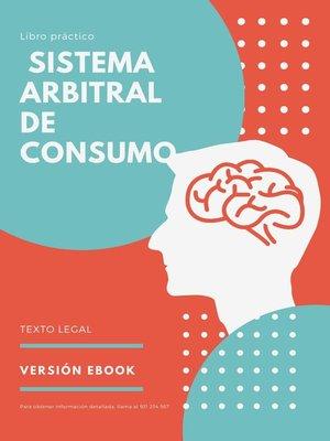 cover image of Sistema Arbitral de Consumo