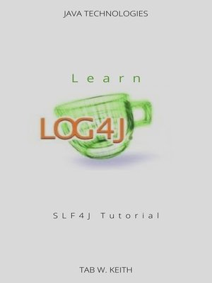 cover image of Learn SLF4J