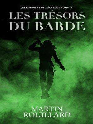 cover image of Les Trésors du Barde