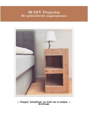 cover image of DIY 20 Projecten