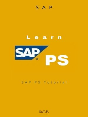 cover image of Learn SAP PS