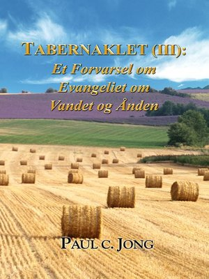 cover image of TABERNAKLET (III)