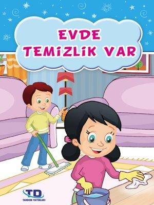 cover image of Evde Temizlik Var