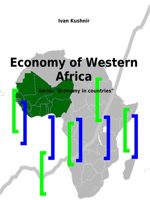 cover image of Economy of Western Africa