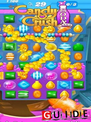 cover image of Candy Crush Soda Saga Complete Tips and Tricks
