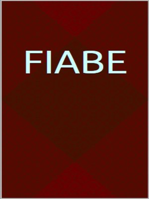 cover image of Fiabe