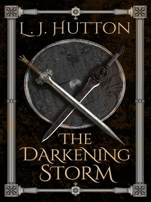 cover image of The Darkening Storm