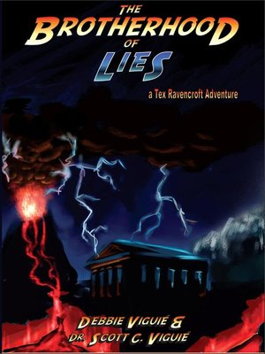 cover image of The Brotherhood of Lies