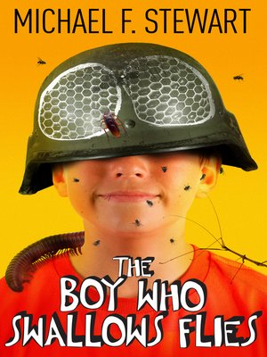 cover image of The Boy Who Swallows Flies