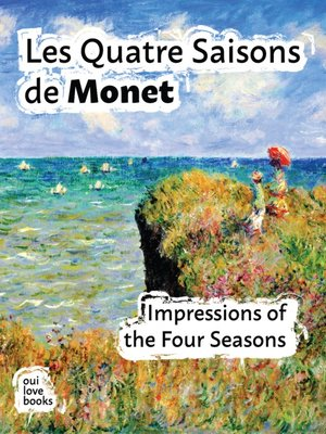cover image of Les Quatre Saisons de Monet