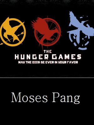 cover image of Suzanne Collins' the Hunger Games
