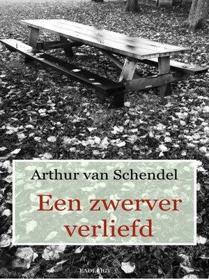 cover image of Een zwerver verliefd