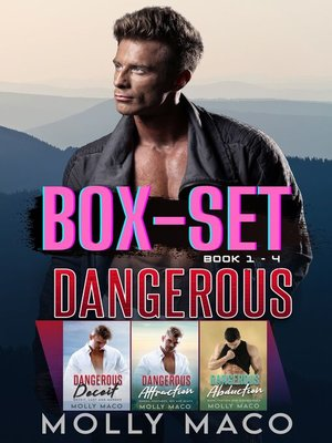 cover image of Dangerous Complete Boxset