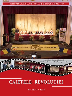 cover image of CAIETELE REVOLUTIEI