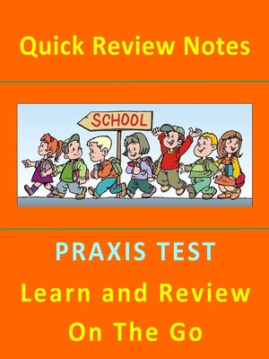 cover image of PRAXIS Special Education Core Knowledge Test--Quick Review & Outline