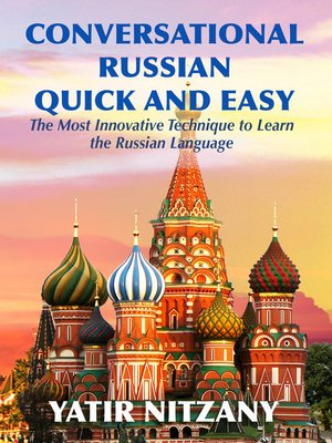 cover image of Conversational Russian Quick and Easy