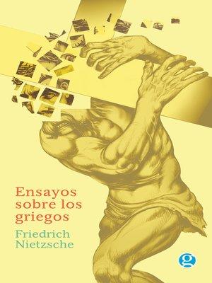 cover image of Ensayos sobre los griegos