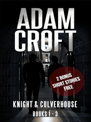 cover image of Knight & Culverhouse Box Set--Books 1-3