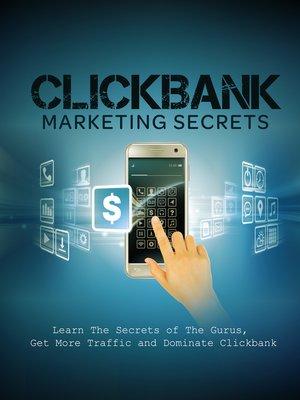 cover image of ClickBank Marketing Secrets