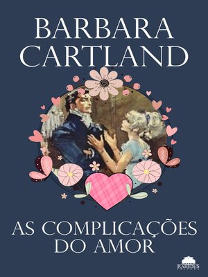 cover image of As complicações do amor