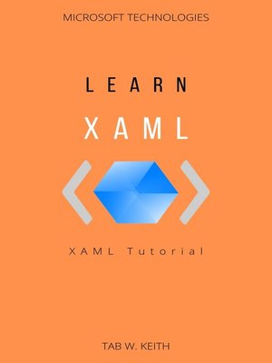 cover image of Learn XAML