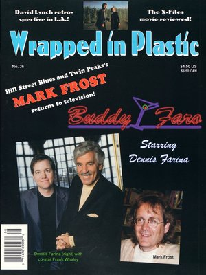 cover image of Issue #36: Wrapped In Plastic Magazine, Book 36