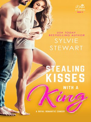 cover image of Stealing Kisses With a King