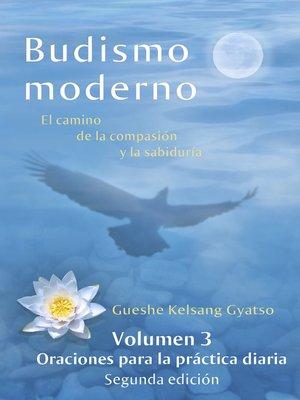 cover image of Budismo moderno- volumen 3
