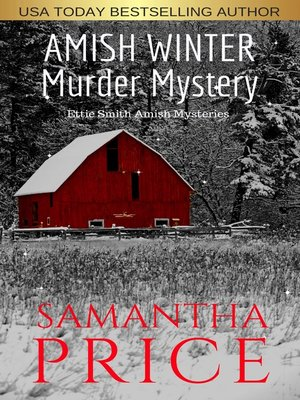 cover image of Amish Winter Murder Mystery