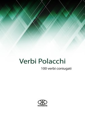 cover image of Verbi polacchi