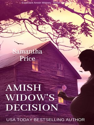 cover image of Amish Widow's Decision