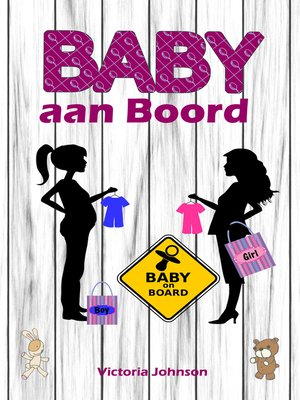 cover image of Baby aan Boord