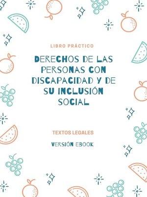 cover image of Derechos de las personas con discapacidad y de su inclusión social