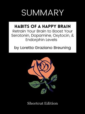 cover image of SUMMARY--Habits of a Happy Brain