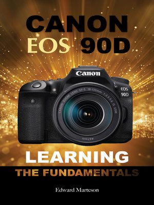 cover image of Canon EOS 90D