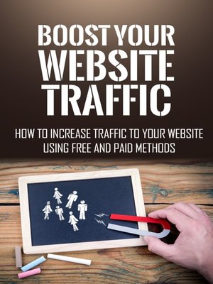 cover image of Boost Your Website Traffic
