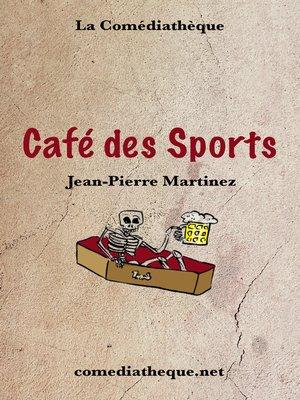 cover image of Café des sports