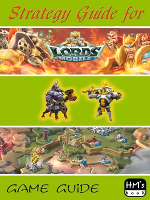 cover image of Strategy Guide for Lord Mobile