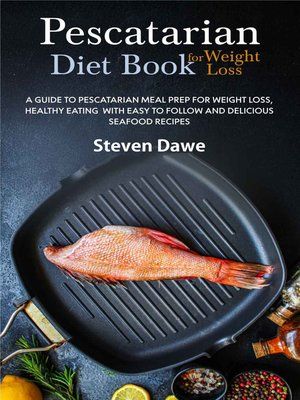 cover image of Pescatarian Diet Book For Weight Loss