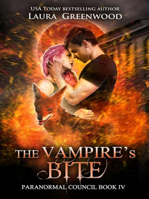 cover image of The Vampire's Bite
