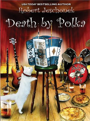 cover image of Death by Polka