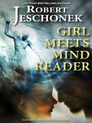 cover image of Girl Meets Mind Reader