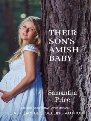 cover image of Their Son's Amish Baby