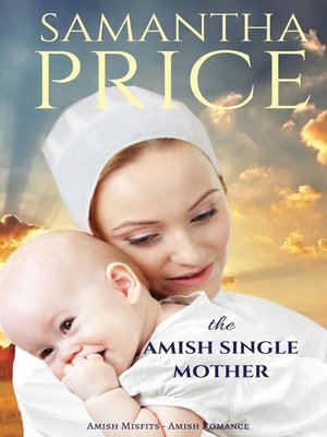 cover image of The Amish Single Mother