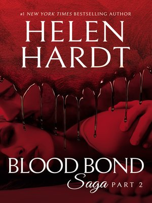 cover image of Blood Bond Saga, Book 2